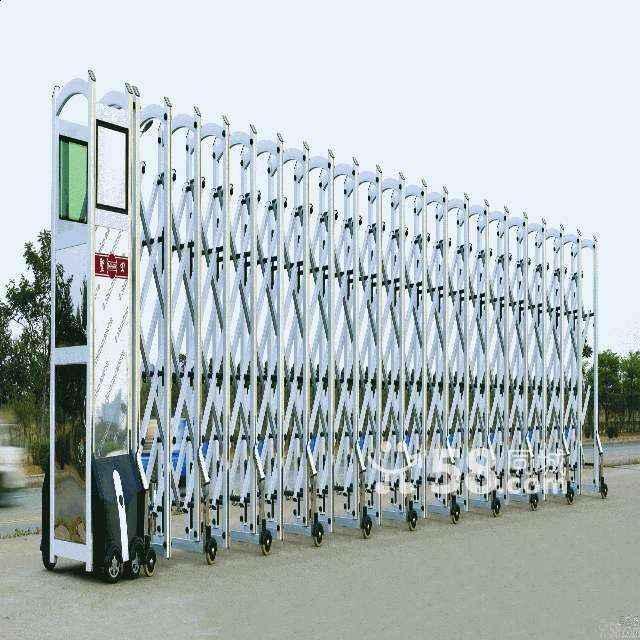 海淀区维修电动伸缩门开关滑轨加润滑油