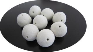 供应氧化铝KK开孔瓷球