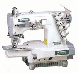 银箭小方头绷缝机C007J-W122-356