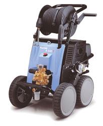 紧凑型本田汽油发动机驱动系列高压冷水清洗机