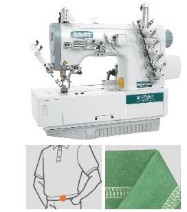 银箭自动剪线绷缝机F007JD-W122-356