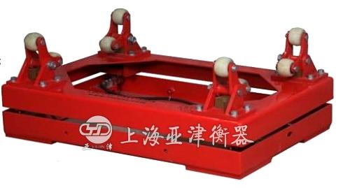 华北区液氯电子磅SCS-2T钢瓶秤