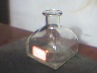 100ml香薰油瓶香薰玻璃瓶挥发液瓶玻璃瓶