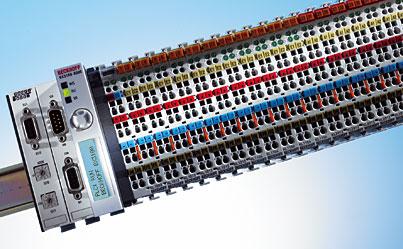 倍福beckhoff现场总线 耦合器模块 工控机接口卡 倍福模块