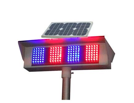 太阳能爆闪灯,太阳能警示灯