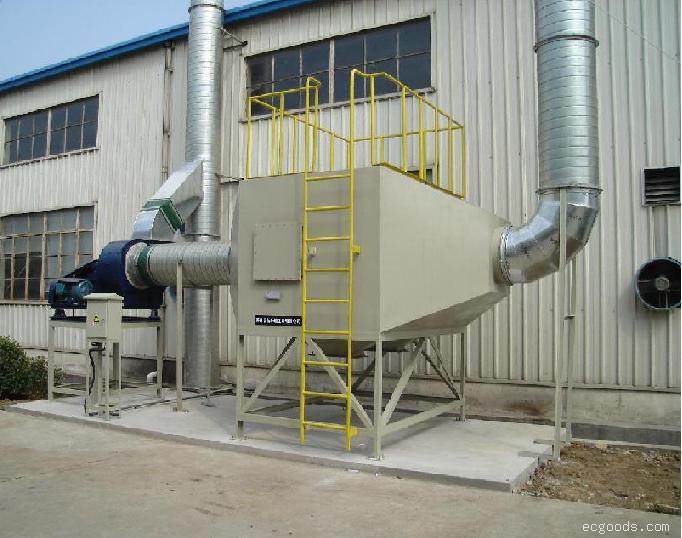 广东喷漆废气处理方法\东莞VOC有机废气处理工艺