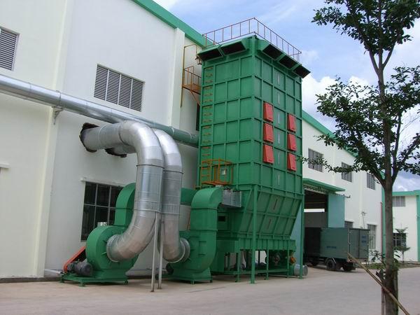 广东布袋除尘器(东莞滤筒除尘器)深圳除尘设备