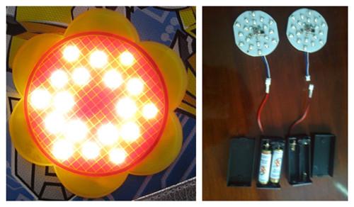 LED警示闪光灯