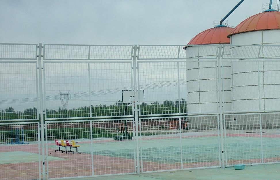 体育场防护网  网球场围网  篮球场围网