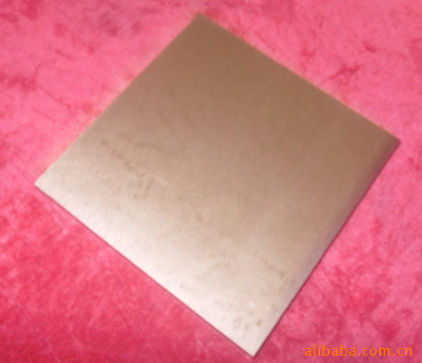 80钨铜合金板材