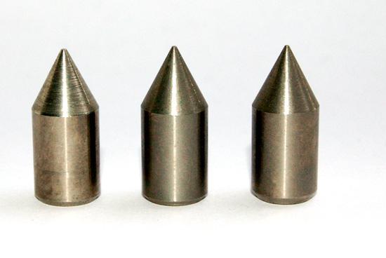 钨合金镟锻棒车加工零件