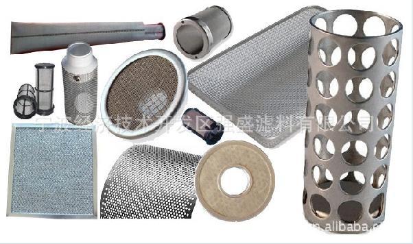 不锈钢过滤网片、不锈钢包边网片、不锈钢点焊网片