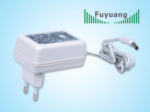 厂家直供12V2A欧洲CE认证数码相框电源适配器