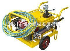 柴油型液压分裂机——土石方开挖的好设备
