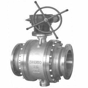 进口蜗轮球阀∣德国进口蜗轮球阀