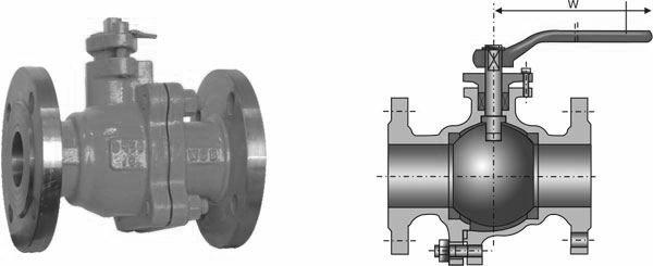 进口燃气球阀、德国KARL进口球阀、燃气专用球阀