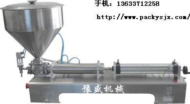郑州膏体灌装机L小型膏体灌装机L双头膏体灌装机