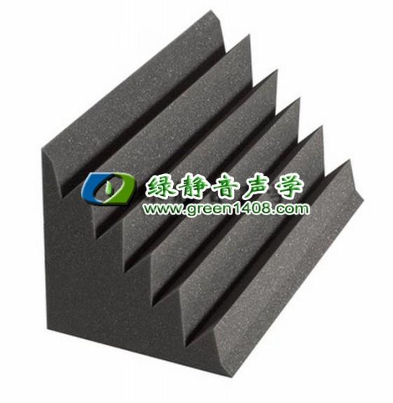 深圳绿静低频驻吸声体|低频陷阱|
