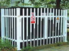PVC变压器围栏,电力塑钢护栏,不锈钢伸缩围栏