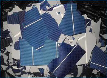 发展硅片回收硅料回收产业 保护环境