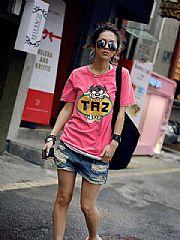时尚男女T恤