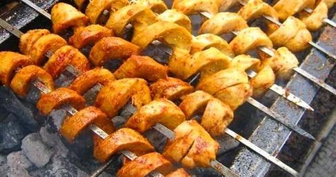 烤面筋培训特色烤面筋培训新乡烤面筋培训怪味鸡培训各种名小吃培训