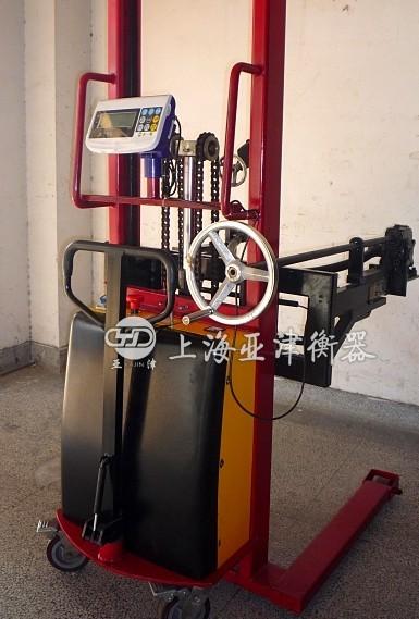 广西省自动升高FCS-500倒桶电子秤