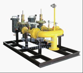 燃气调压箱/天然气调压箱专业生产厂家