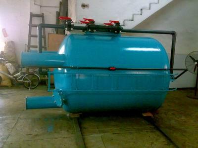 厂家直供陕西碳钢不锈钢机械过滤器