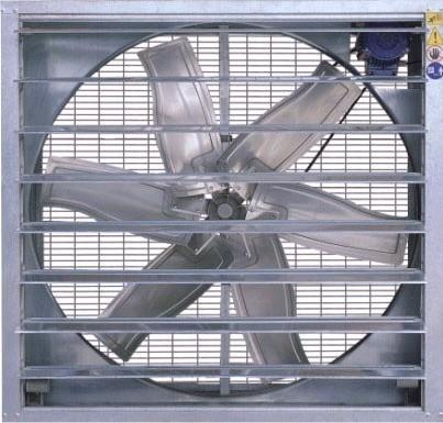供应大棚降温设备TUHE土禾负压风机