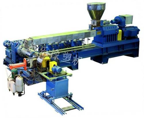 色母料造粒机,色母粒造粒机,水环造粒机,水拉条造粒机