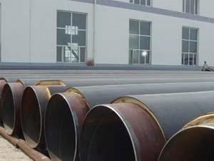 专业生产大口径直缝钢管,3PE加强级防腐钢管