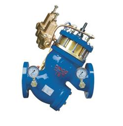 YQ980012型过滤活塞式可调减压流量控制阀(大量现货)