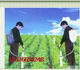 背包式施肥播种器
