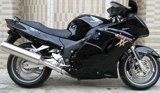 本田cbr1100xx 本田摩托车报价 摩托车