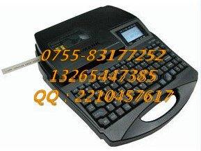 LK-330A打码机可连电脑LMARK力码科线号印字机