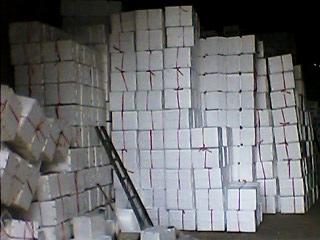柳州泡沫箱 葡萄箱供应