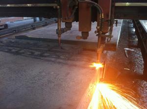 石家庄钢板切割 钢板数控切割