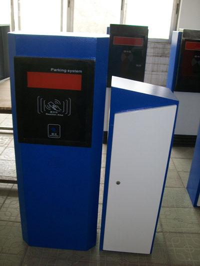 渭南栅栏式道闸厂家/渭南智能停车场系统/渭南停车场设施价格