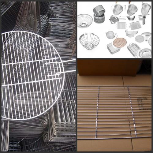 供应烧烤网,方形烧烤网,圆形烧烤网