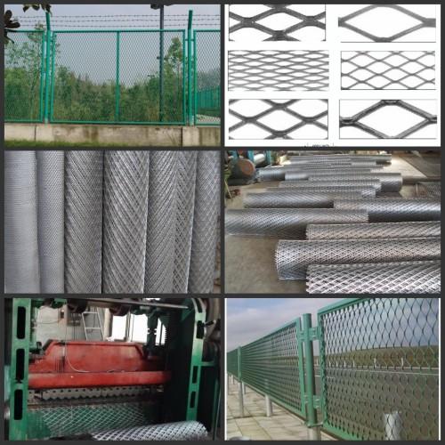 供应不锈钢钢板网,镀锌钢板网,铝板网