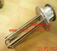 太原法兰组合式水箱加热器|电热管