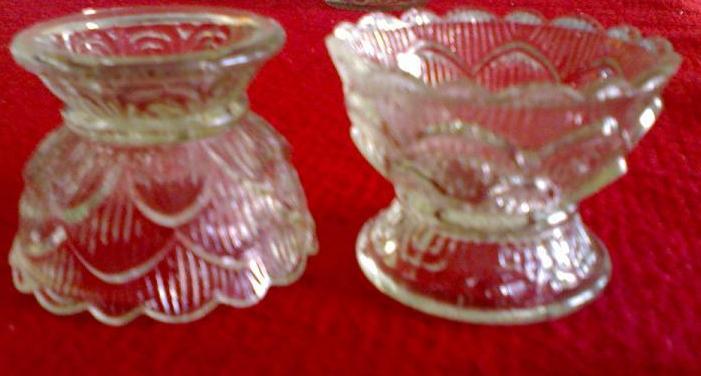 莲花烛台,工艺玻璃烛台,玻璃烛台价格
