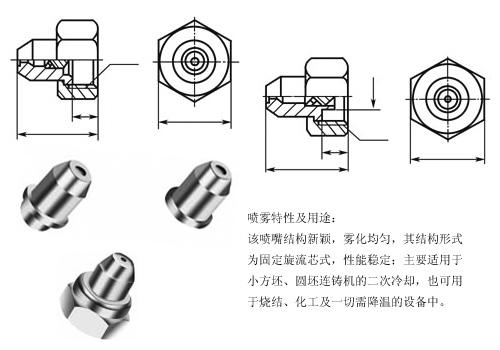 实心锥形喷嘴实心锥形喷头PZ-QZ1