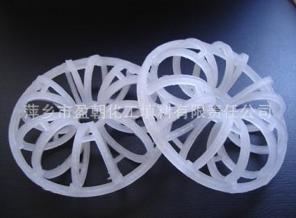 塑料花环填料(PP,PE,RPP,PVC,CPVC,PVDF)