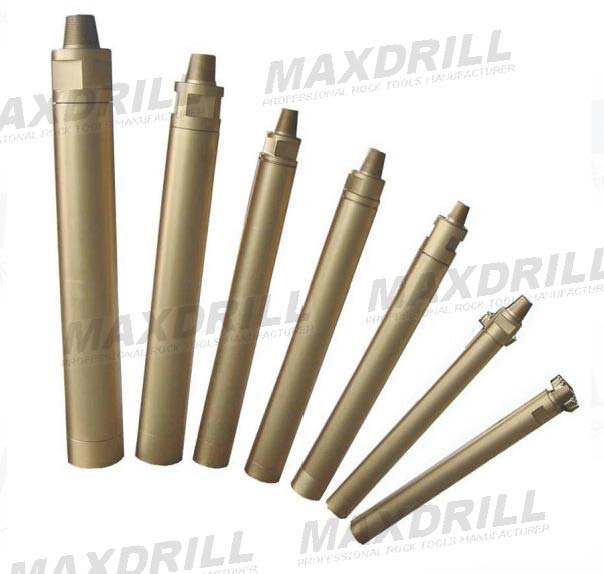 MAXDRILL 高风压,低风压潜孔冲击器
