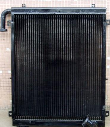 小松挖掘机机油散热器