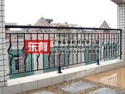 03  商业专用设备 03  活动围栏 03  铁艺扶手栏杆制作-美式图片