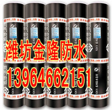 ND-003耐根穿刺高分子防水卷材开发流程/金隆
