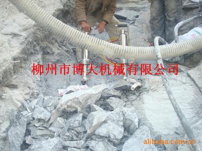 替代爆破效率最高的矿山开采设备破石机
